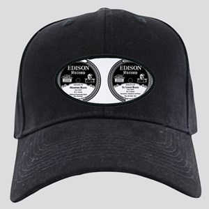 Edison Blues Records Black Cap