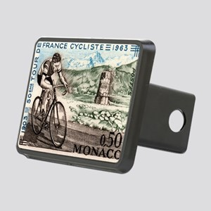 1963 Monaco Racing Cyclist Rectangular Hitch Cover