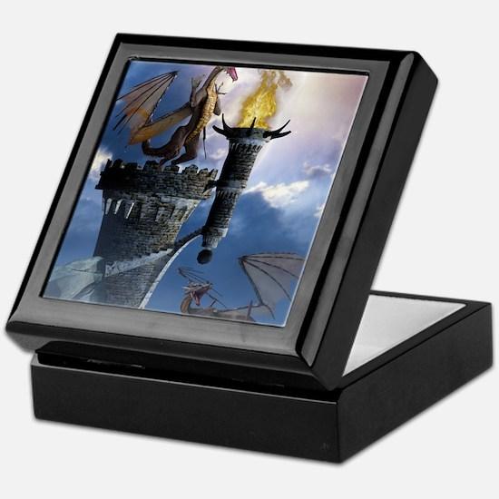 Dragon Land 2 Keepsake Box