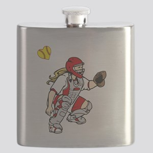 red2, I love my catcher Flask