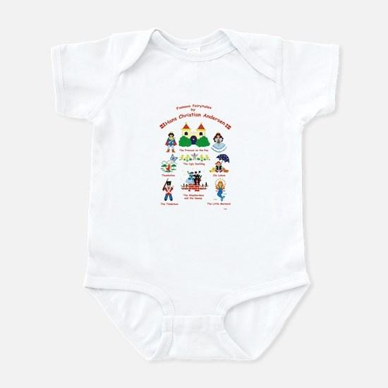 fairy tales Infant Bodysuit
