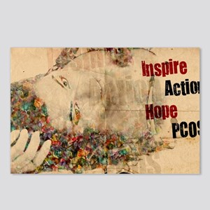 Inspire Action Hope Postcards (Package of 8)