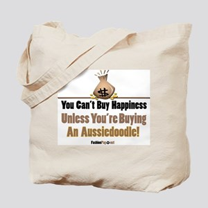 Aussiedoodle dog Tote Bag