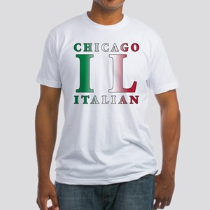 Chicago Italian Fitted T-Shirt
