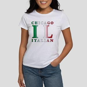 Chicago Italian Women's T-Shirt