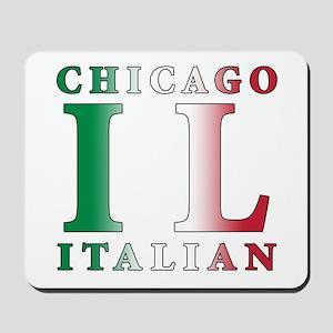 Chicago Italian Mousepad