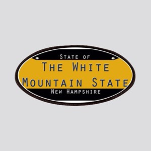 New Hampshire Nickname #2 Patch