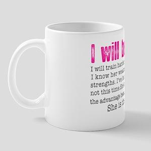 I Will Beat Her Mug
