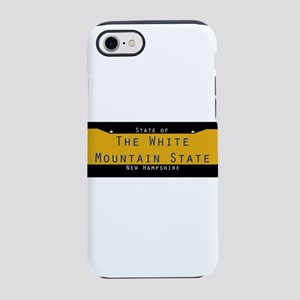 New Hampshire Nickname #2 iPhone 7 Tough Case