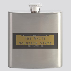 New Hampshire Nickname #2 Flask