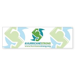 Hurricanestrong Bumper Sticker (10 Pack)
