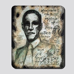 H.P. Lovecraft  Mousepad