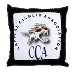 CCA Throw Pillow