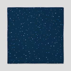 Stars At Night Queen Duvet