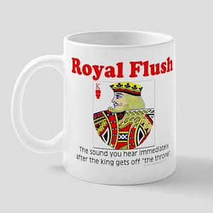 Royal Flush Definition Mug