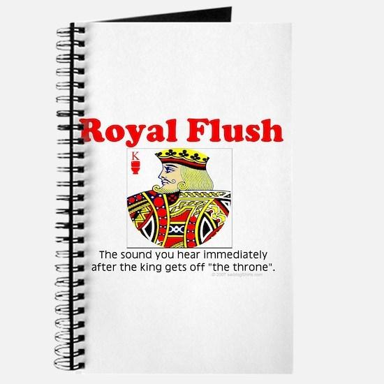 Royal Flush Definition Journal