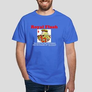 Royal Flush Definition Dark T-Shirt