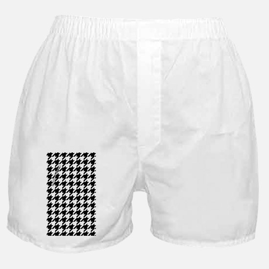 Houndstooth Boxer Shorts