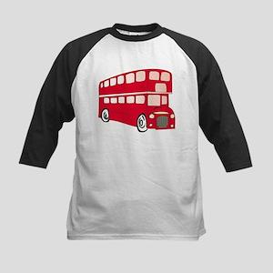 bus Kids Baseball Jersey