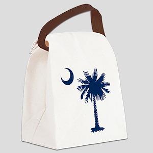 SC Emblem Canvas Lunch Bag