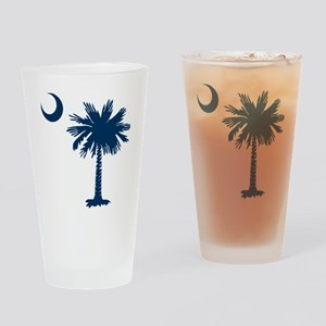 SC Emblem Drinking Glass