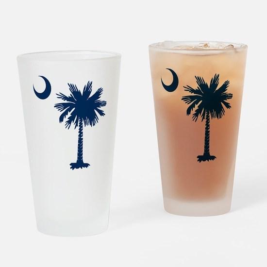 SC Emblem Drinking Glass