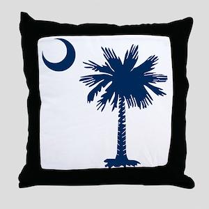 SC Emblem Throw Pillow