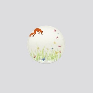 Fox Mini Button