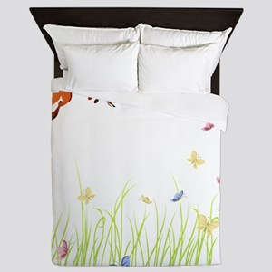 Fox Queen Duvet