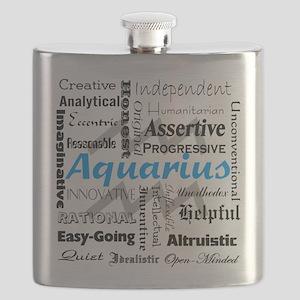 Aquarius Flask