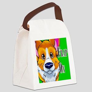frap sable Canvas Lunch Bag