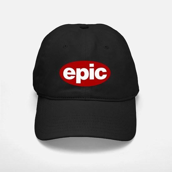 EPIC Logo Baseball Hat