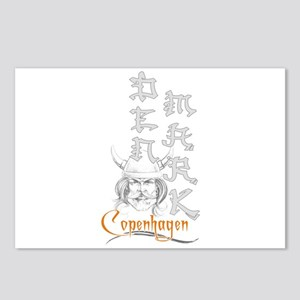 chinese manuscript Postcards (Package of 8)