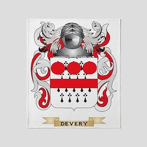 Desmond Coat of Arms Throw Blanket