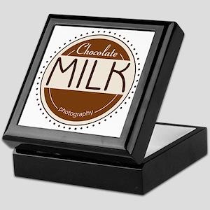 CM Logo Keepsake Box
