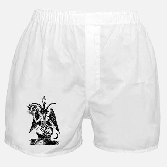 Baphomet Boxer Shorts