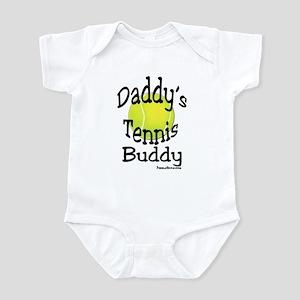 Daddy's Tennis Buddy Infant Bodysuit