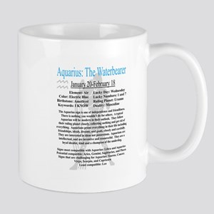 Aquarius traits Mugs