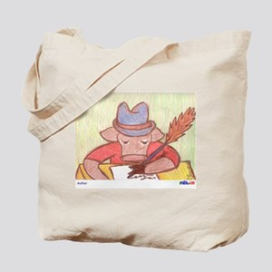 Author / Illustrator Tote Bag (Author side shown)
