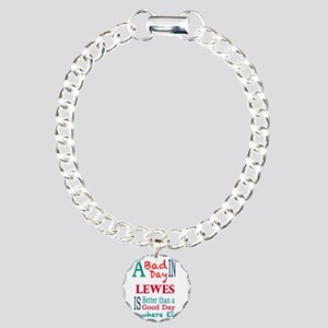 Lewes Charm Bracelet, One Charm