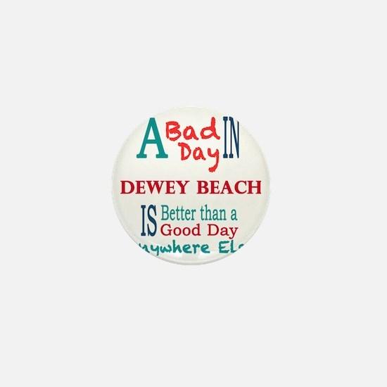 Dewey Beach Mini Button