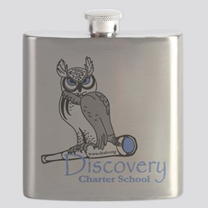 DCS Owl Name Flask