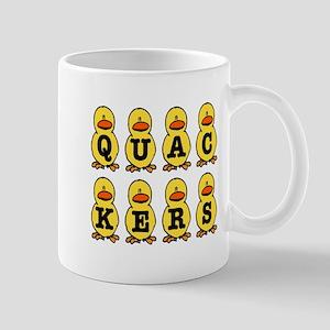 Quackers Ducks Mug