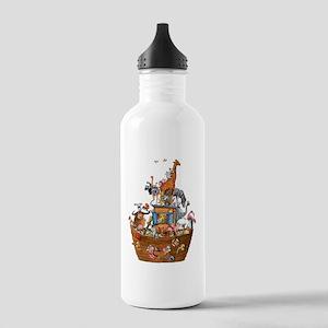 Noahs Ark Stainless Water Bottle 1.0L