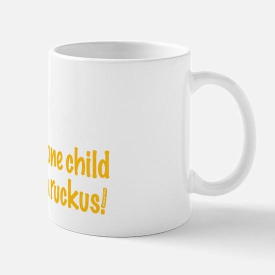 It takes a village…(light) Mug