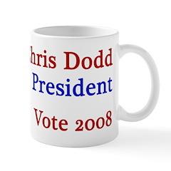Chris Dodd for President Coffee Mug