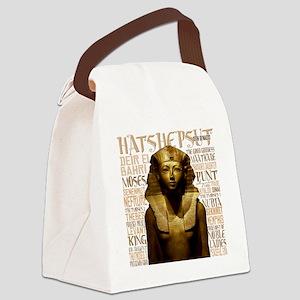 Hatshepsut Thumb Canvas Lunch Bag