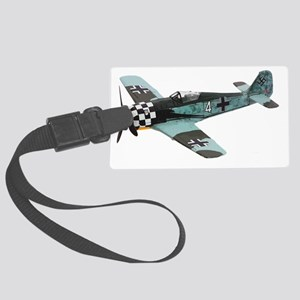 Fw 190 A4 Large Luggage Tag