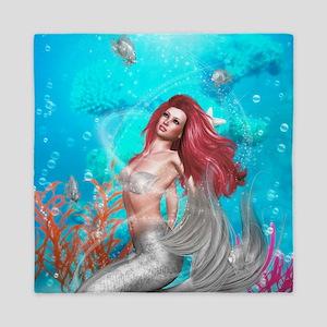 Magic Mermaid Queen Duvet