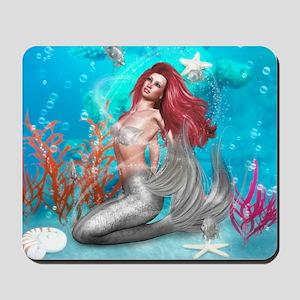 Magic Mermaid Mousepad
